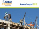 Cover Annual report 2012